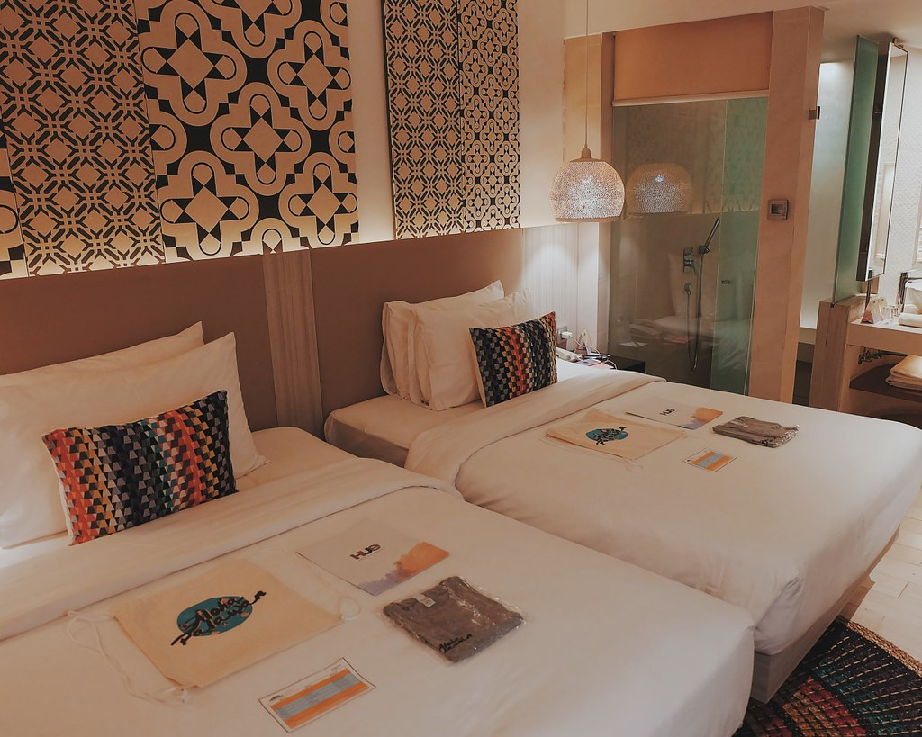 Hue Hotel Puerto Princesa Palawan Blog Review Aloha Palawan