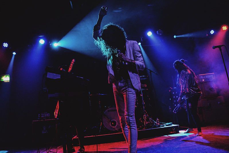 Turbowolf live at Scala, London, 14 March 2018