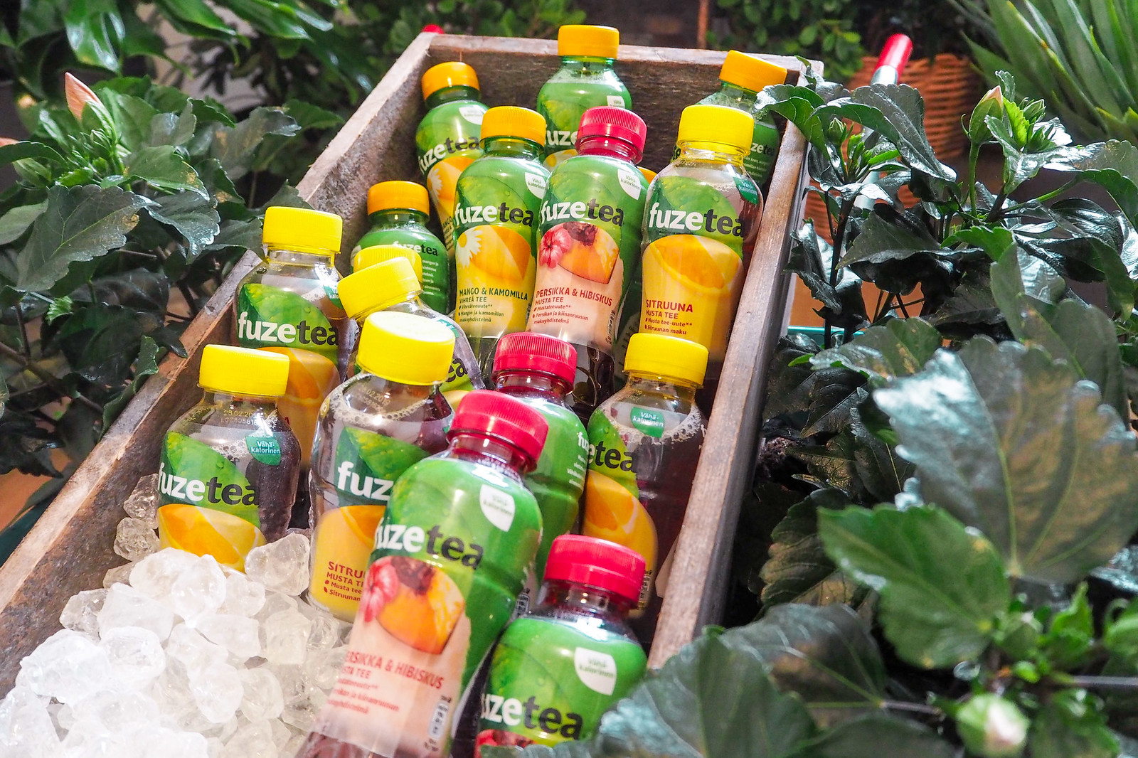 Fuze tea -jäätee, coca cola finland-9