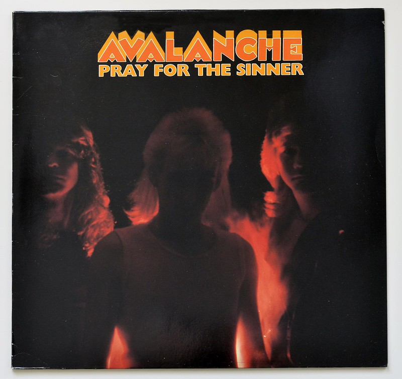A0540 AVALANCHE Pray for the Sinner