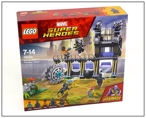 LEGO 2018 Marvel Super Heroes Avengers Infinity War box 09