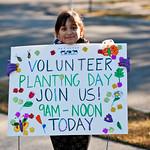 2014 Community Planting Day