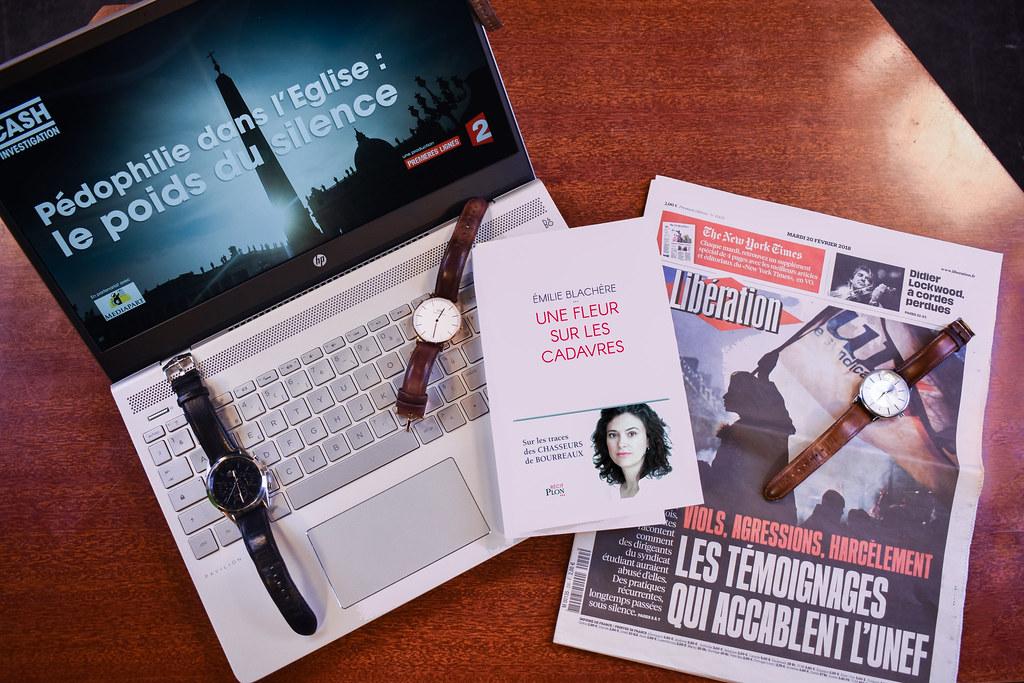 Journalisme d'investigation, une histoire de temps