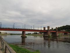 Мост Витовта через Нёман в Каунасе