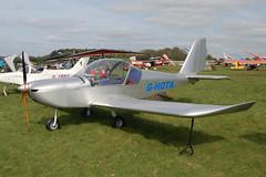 G-HOTA Evektor EV-97 [2008-3318] Popham 020509