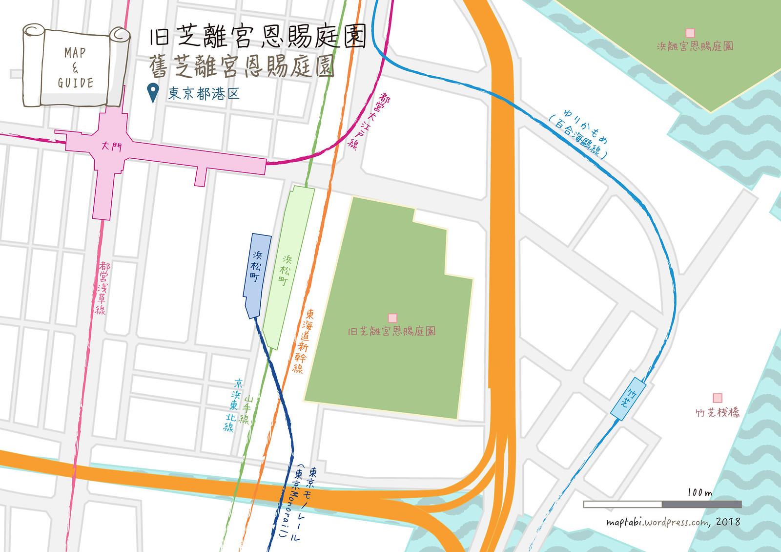 kyu_shibarikyu_garden_map