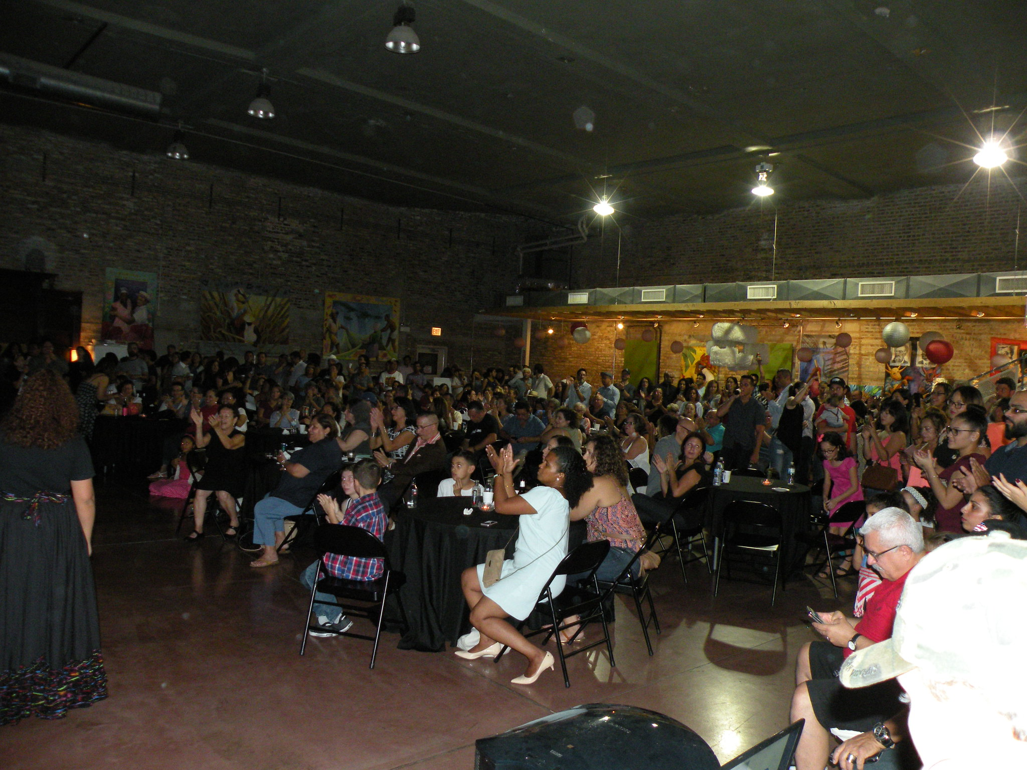 Hurricane Maria Community Benefit (September 22, 2017)