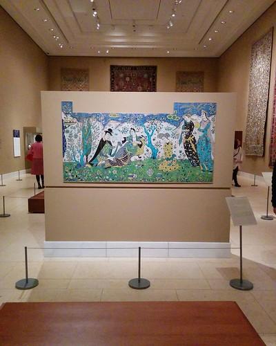Mosaic #newyorkcity #newyork #manhattan #metmuseum #latergram #mosaic