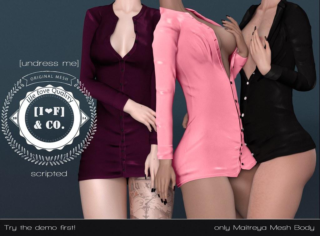 [I<3F] Aileen Dress – undress me