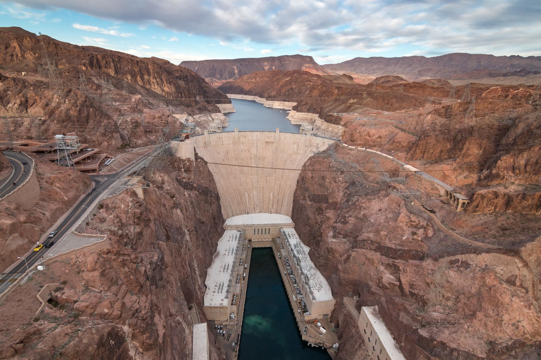 Barrage Hoover - Nevada - [USA]