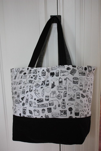Auction Project: Kid Art Grocery Bags