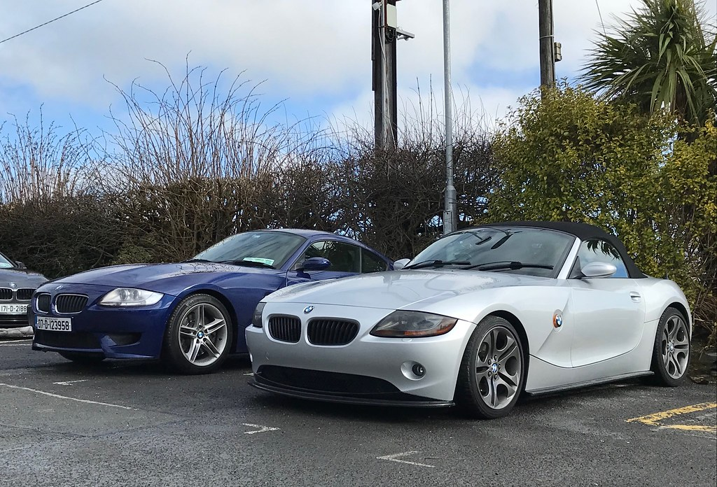 For Sale Bmw E85 Z4 3 0i