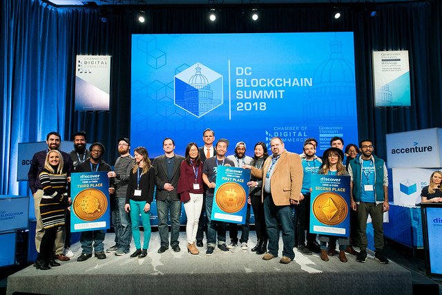 Discover Blockchain Technology Code-a-thon