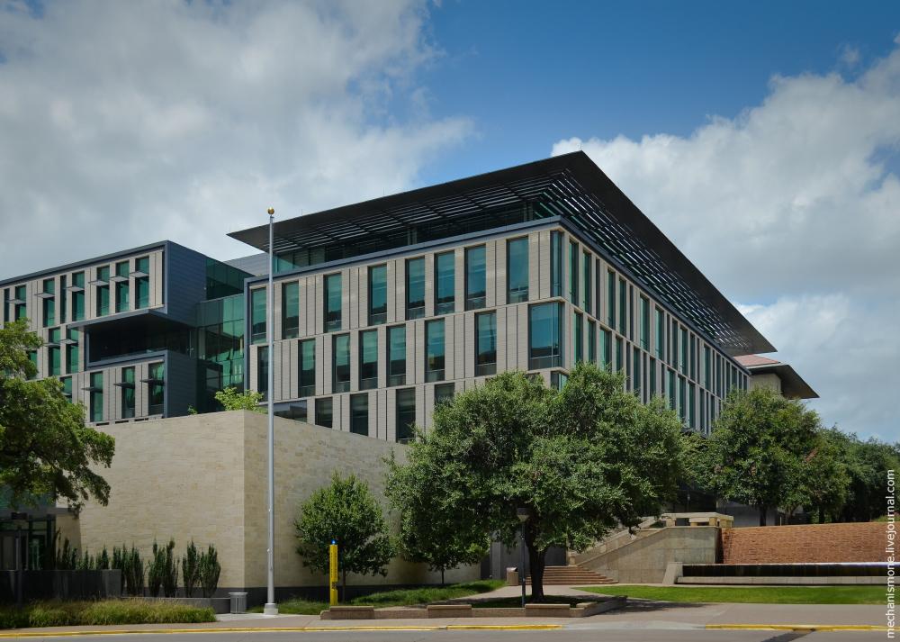 Техасский университет 11