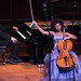 Ifetayo Ali-Landing, 15, cello with Host Christopher O'Riley