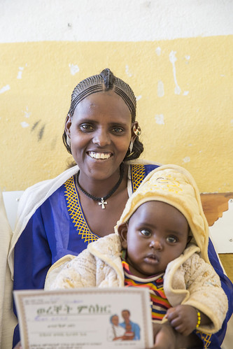 Maternal and Child Health, Tigray
