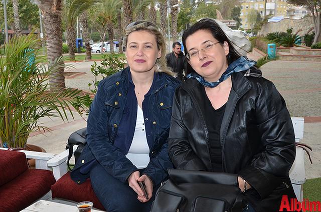 Antalya Basın Yayın Enformasyon İl Müdürlüğü 8 Mart Dünya Kadınlar Günü Alanya Gezisi -14