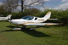 G-CFEZ Czech Aircraft Works SportCruiser [PFA 338-14675] Popham 020509