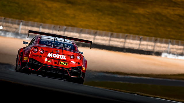 RJN Motorsport - Nissan GT-R Nismo GT3 - Devon Modell - Struan Moore