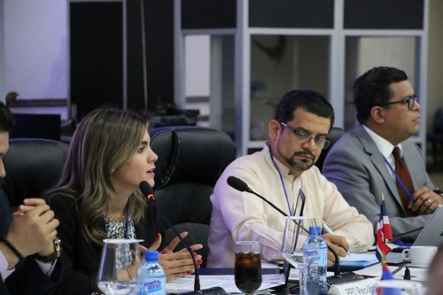 Reunión técnica preparatoria del Consejo de LXIII reunión de Ministros de Relaciones Exteriores del SICA