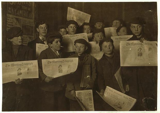 Детский труд в США #13