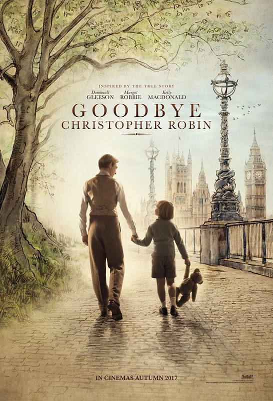 Goodbye Christopher Robin - Poster 1