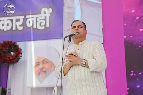 Rakesh Chanana from Yamuna Nagar, expresses his views