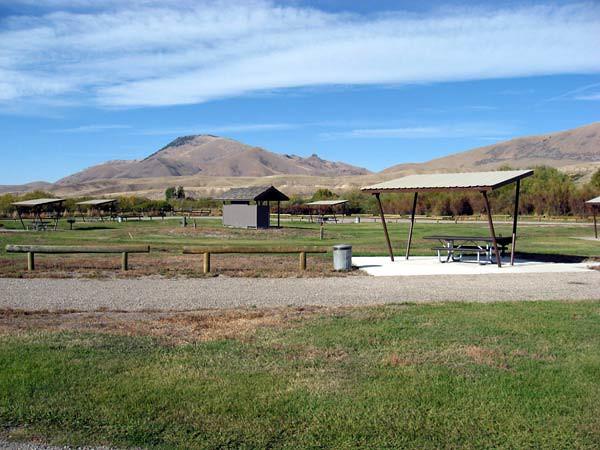 Mcfarland Campground Bureau Of Land Management