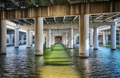 Underneath I-35