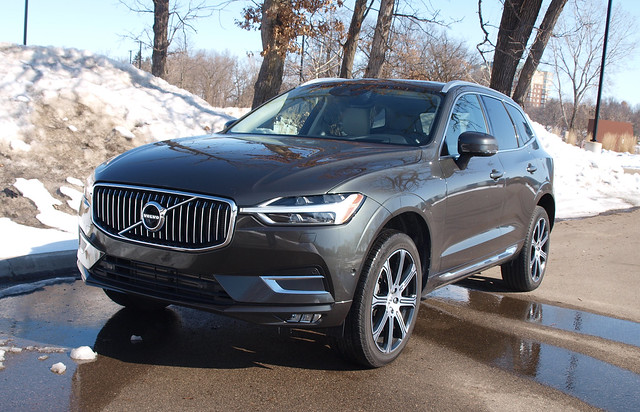 2018 Volvo XC60 AWD Inscription