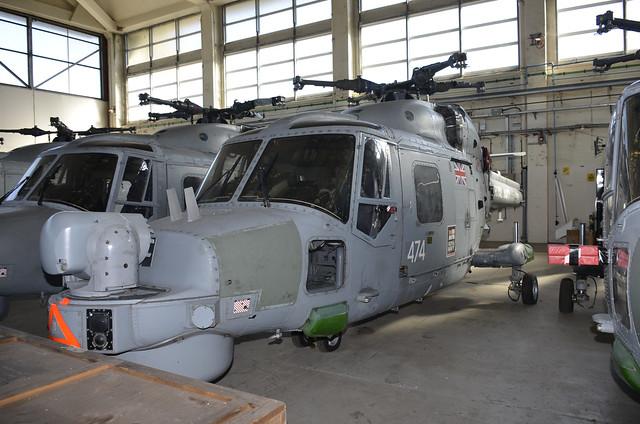 ZD259/474 Lynx HMA8SRU