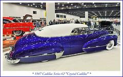 """1947 Cadillac Series 62 """"Crystal Cadillac"""""""