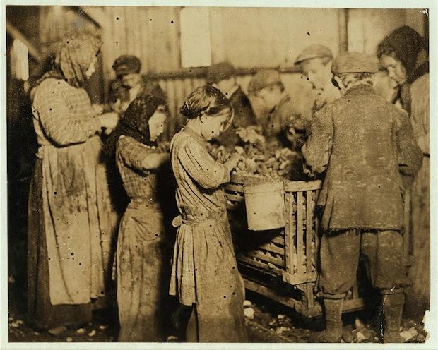Детский труд в США #18