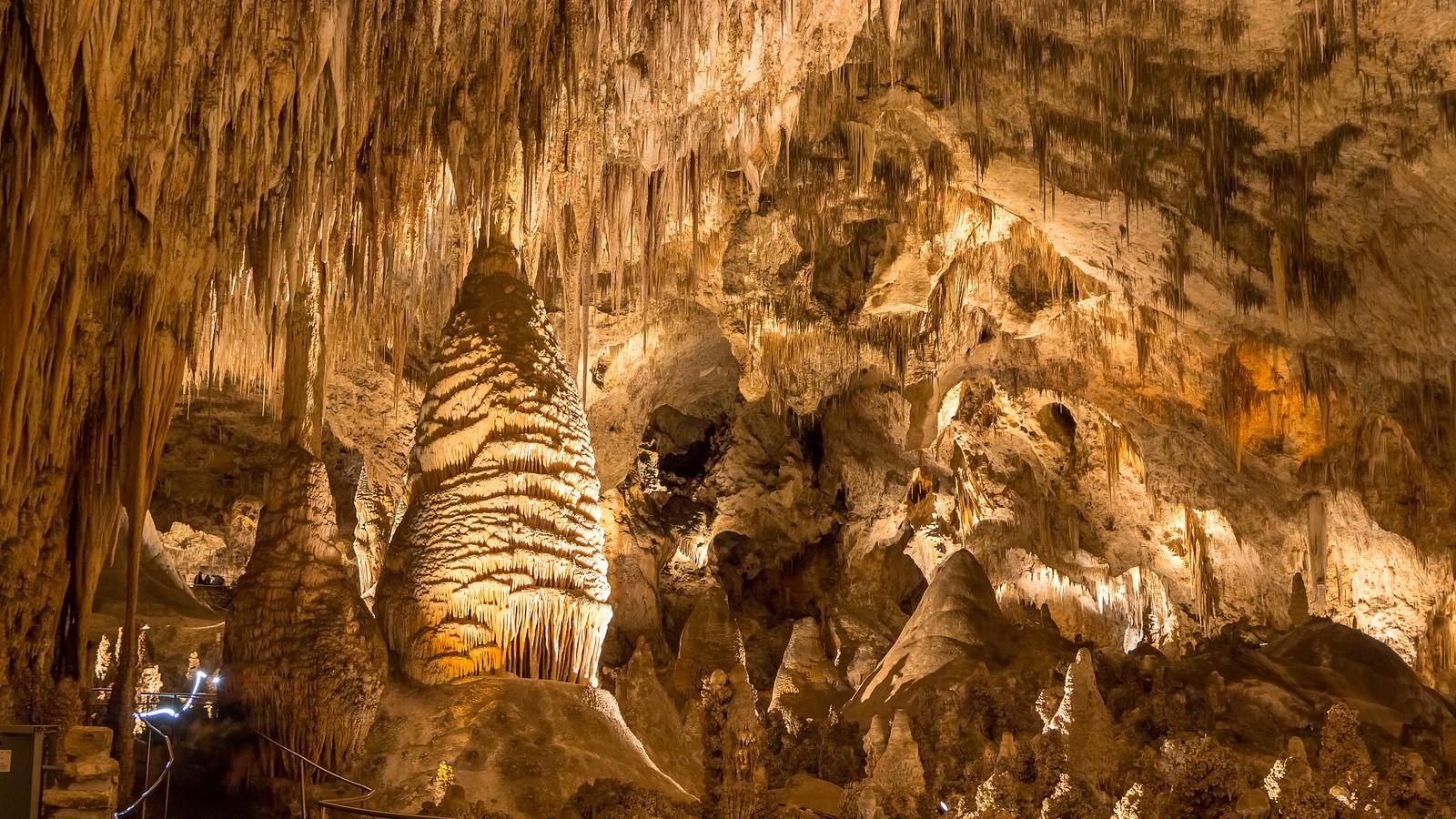 Carlsbad Caverns - Nouveau-Mexique - [USA]