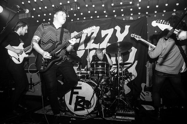 Fizzy Blood - Camden Assembly - 28/02/18 - London