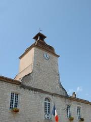 Castelnau-Montratier - Hôtel de Ville - Photo of Flaugnac