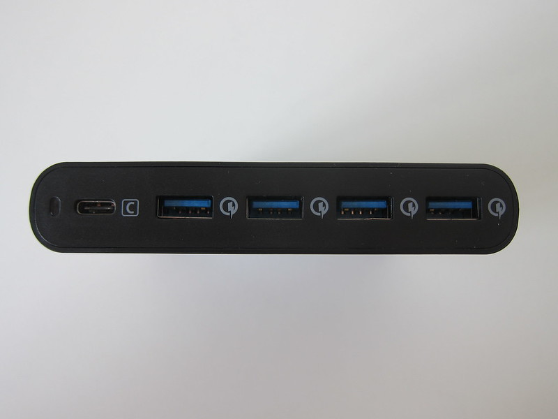 Evri 80W USB-C Charging Station - Front