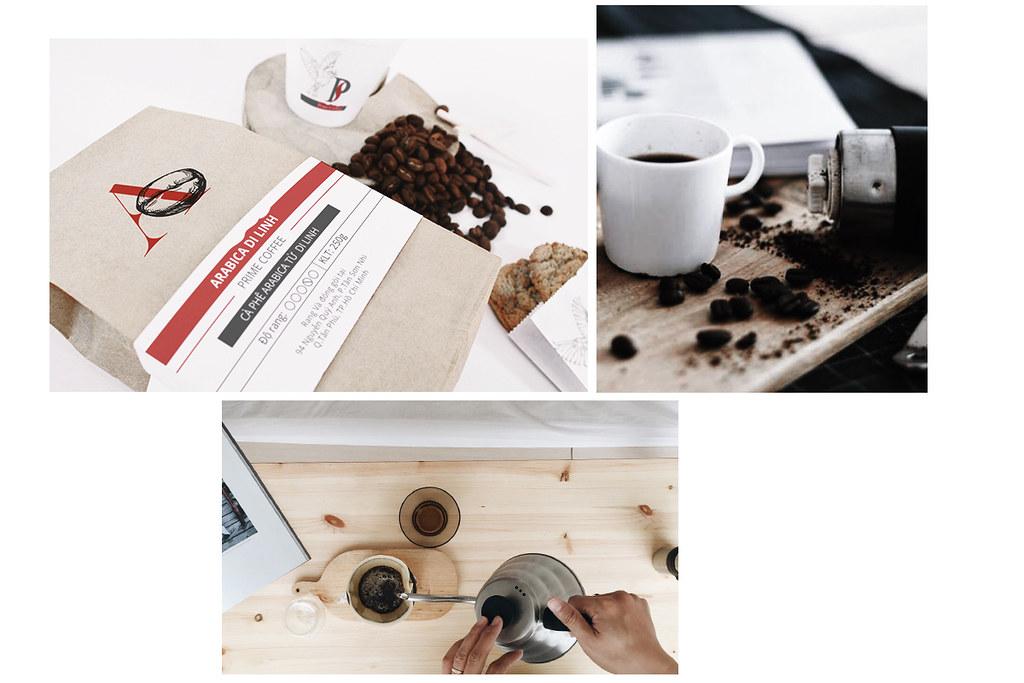 Cà phê nguyên bản - Trải nghiệm riêng