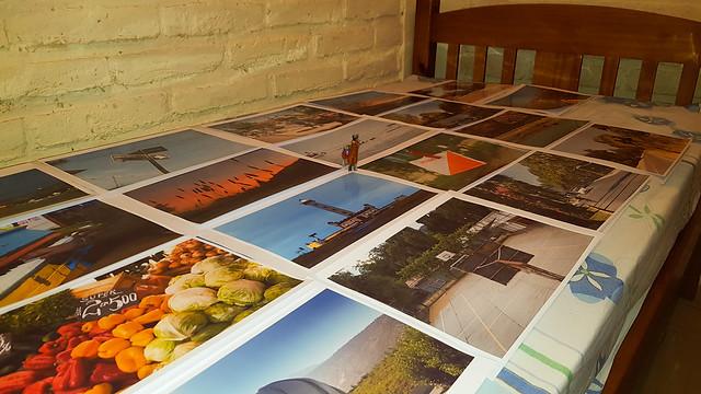 Übersicht über meine gedruckten Bilder