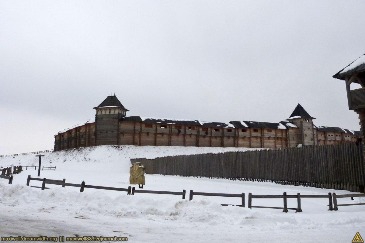 Парк Київська Русь 1