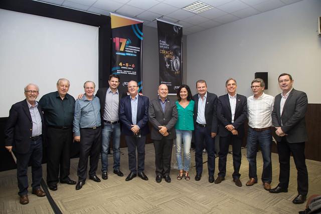 Lançamento Congresso e Prêmio ACAERT 2018