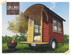 Mini Caravan CHEZ MOI