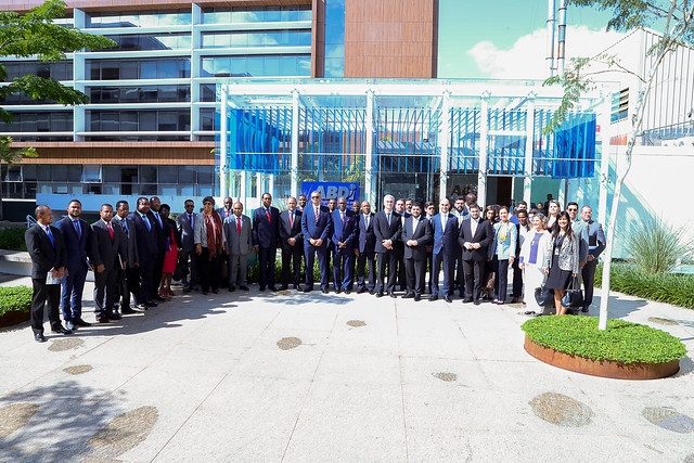 III Reunião de Ministros de Comércio