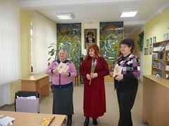 Зустріч з Антонією Цвід. 13.03.18.ім. Джамбула