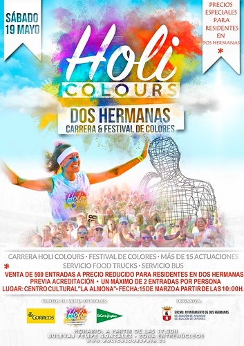 Cartel festival Holi Colours