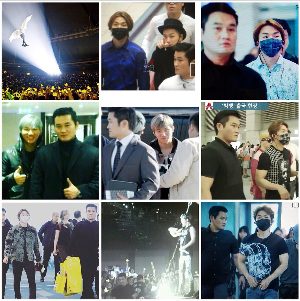 BIGBANG via YongieMystic - 2018-03-12 (details see below)