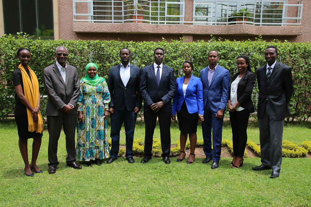 Rwanda Green Fund Board Members
