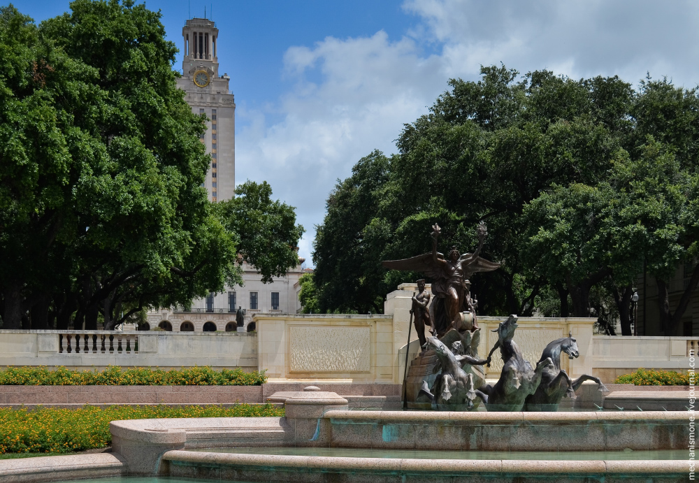 Техасский университет 1
