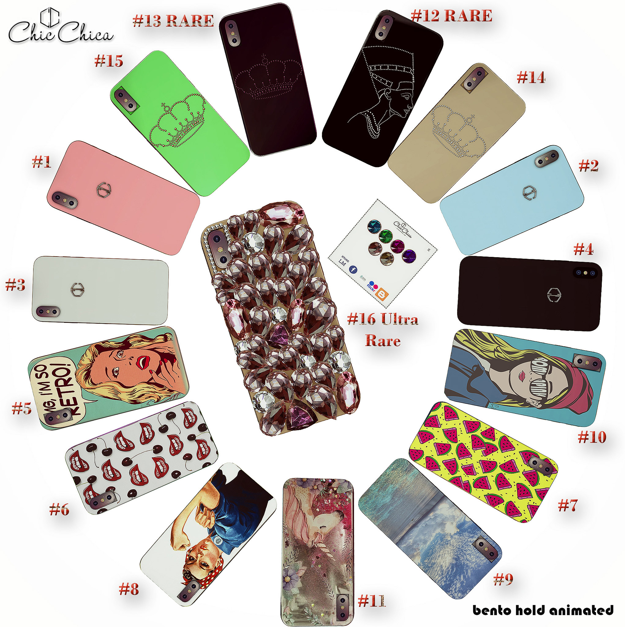 MyPhone Gacha by ChicChica for PocketGahca