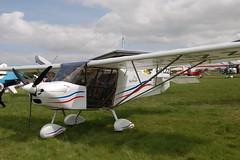 G-MLZZ Best Off Skyranger [BMAA/HB/557] Popham 020509